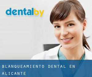 Blanqueamiento dental en Alicante